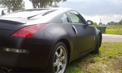 Autoreclame & carwrapping
