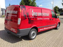 Office service nederland auto reclame